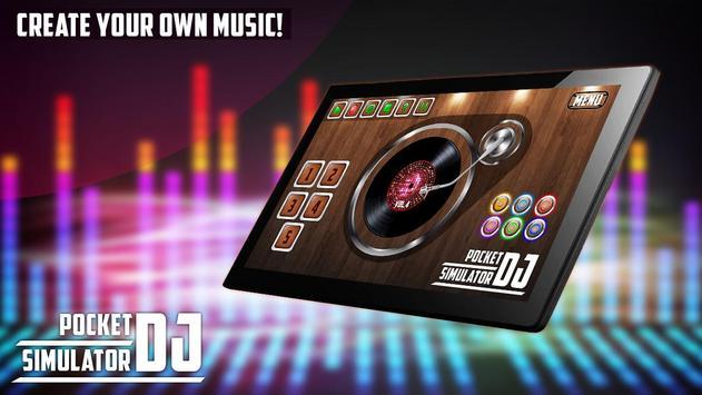 Pocket DJ Simulator poster