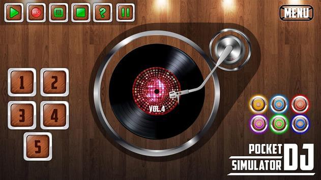 Pocket DJ Simulator screenshot 1