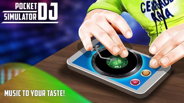 Pocket DJ Simulator screenshot 2