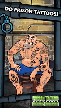 Prison Tattoo Machine Simulato apk screenshot