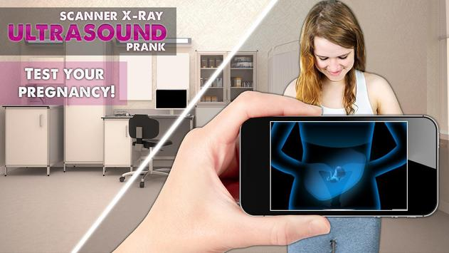 Scanner X-Ray Ultrasound Prank screenshot 1