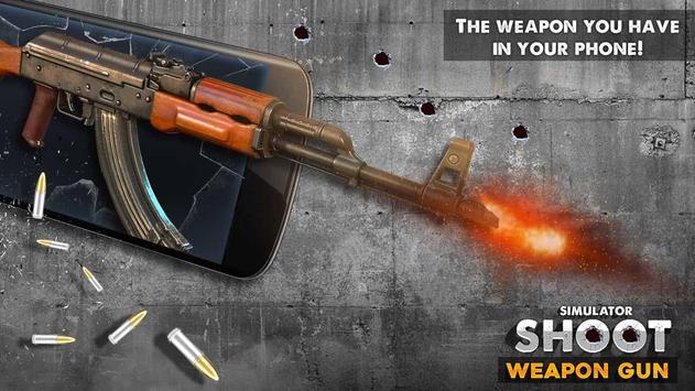Simulator Shoot Weapon Gun poster