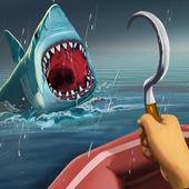 Survive Raft 3D Simulator icon