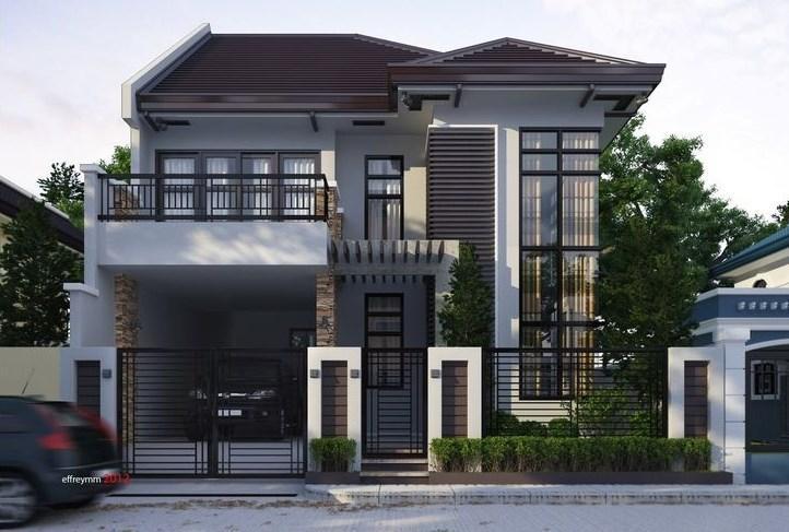 9400 Koleksi Gambar Rumah Mewah Dua Lantai HD Terbaik