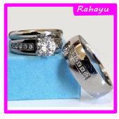 Luxury Wedding Rings icon