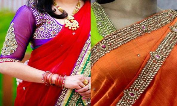 Blouse Tops Kundan Embroidery Designs Videos For Android Apk