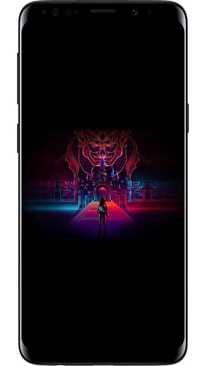 S10 Live Wallpaper Hd Amoled Background 4k Free For Android Apk Download