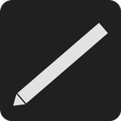 Simple Drawing Note icon