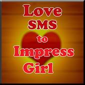 Love SMS to Impress Girl icon