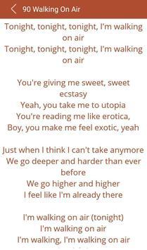 Hit Katy Perry's Songs Lyrics apk screenshot