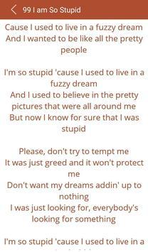 Hit Madonna's Songs Lyrics apk screenshot
