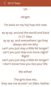 Hit Mike Posner's Songs Lyrics screenshot 16