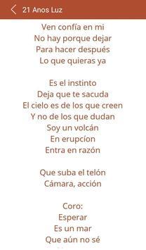Hit Shakira's Songs Lyrics screenshot 3