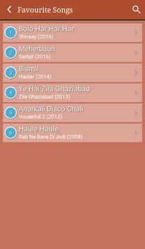 Hit Sukhwinder Singh's Songs apk screenshot