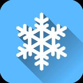 Snowy Christmas - Light LW icon