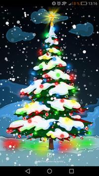 Snowy Christmas - Light LW poster