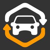 Carsync Fleet icon