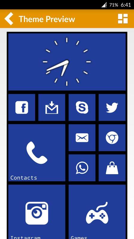 Desktop Launcher for Windows Phone