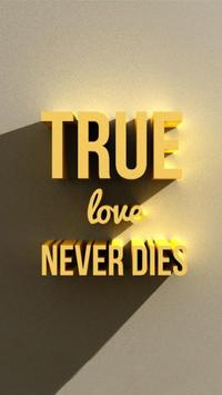 Love Quotes Live Wallpaper poster