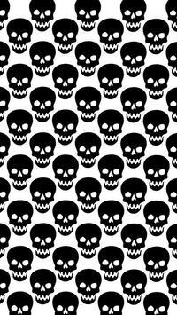 Skull Live Wallpaper screenshot 3
