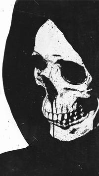 Skull Live Wallpaper screenshot 2