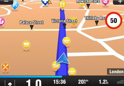 Free gps navigation maps sygic free advice for android apk download free gps navigation maps sygic free advice captura de pantalla 2 gumiabroncs Image collections