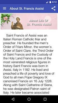 Francis Assisi Novena Prayers screenshot 5