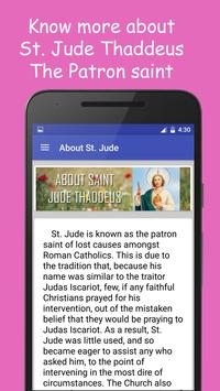 St jude novena prayers apk download free books reference app st jude novena prayers apk screenshot thecheapjerseys