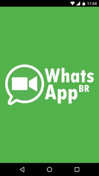 Whatsapp BR poster