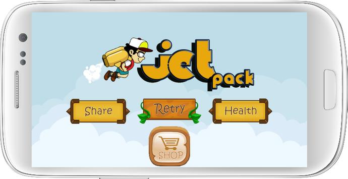 JetPack screenshot 3