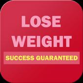 Lose Weight Success Guaranteed icon