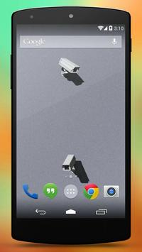 Security Camera Live Wallpaper apk screenshot