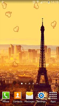 Paris HDLive Wallpaper poster