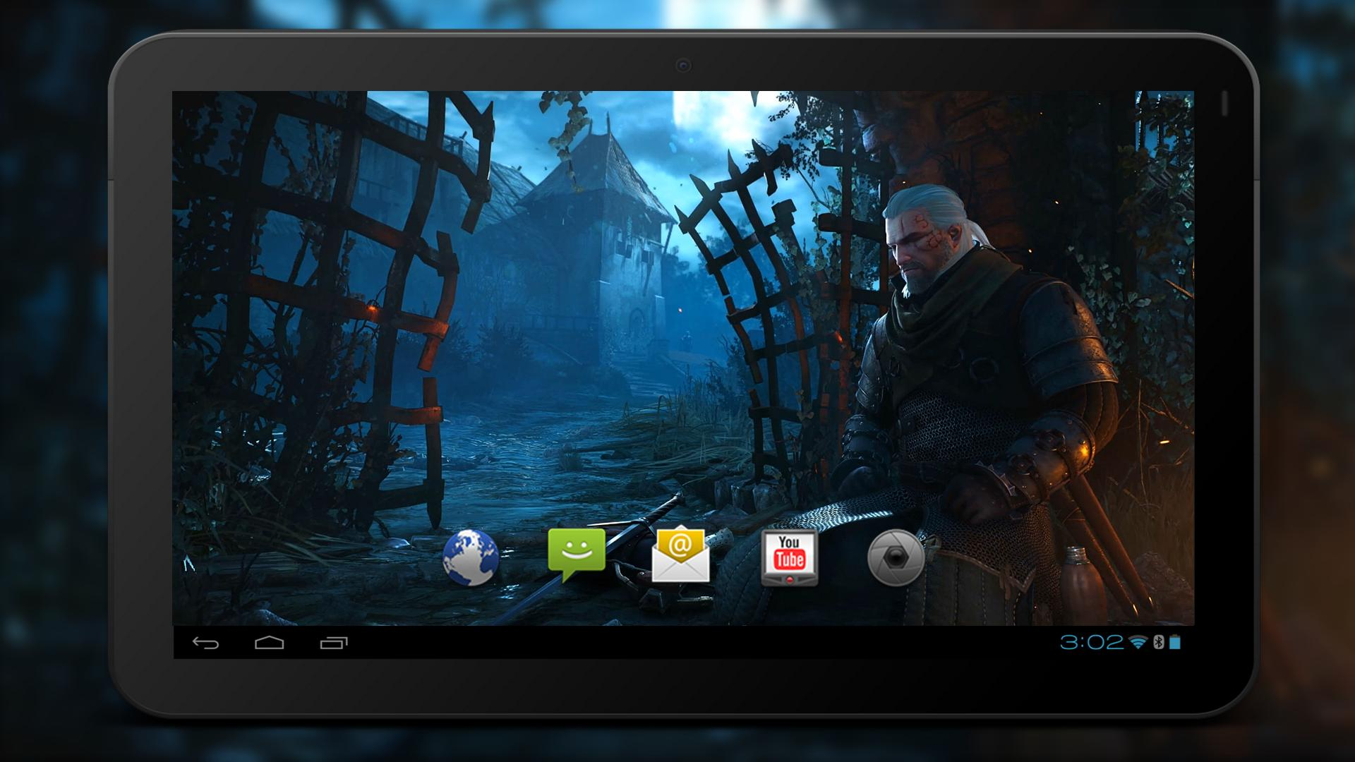 4k Witcher 3 Hearts Of Stone Live Wallpaper For Android Apk Download