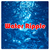 Water Ripple Live Wallpaper icon