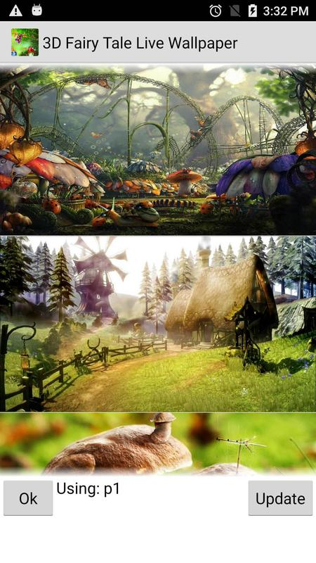 3d fairy tale live wallpapers apk download free personalization app for android - Fairy wallpaper for android ...