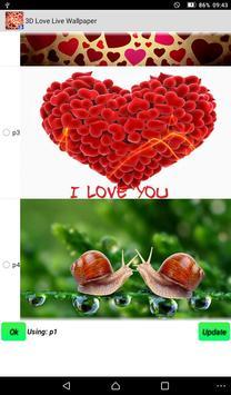 Love Live Wallpaper apk screenshot
