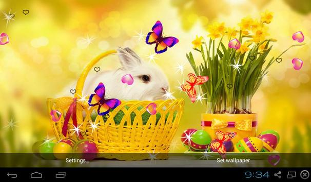 Cute Rabbit Live Wallpapers apk screenshot