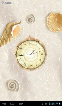 Clock on the seafloor poster