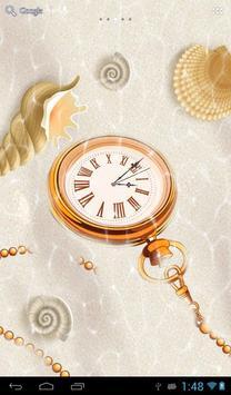 Clock on the seafloor apk screenshot