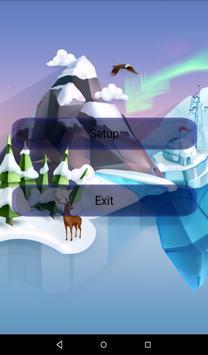 Cube winter apk screenshot