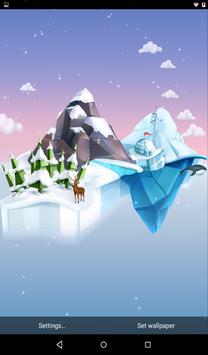Cube winter screenshot 2
