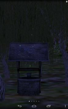 Fireflies 3D poster