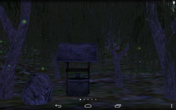 Fireflies 3D apk screenshot