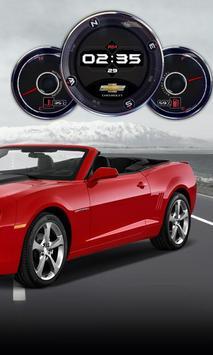 Muscle Car HD Live Wallpaper apk screenshot