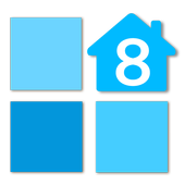 Launcher 8 WP style icon