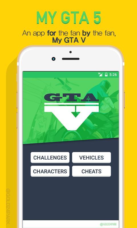 Gta 5 App