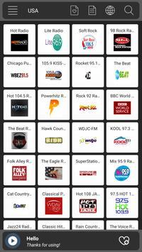 Radio USA Fm - Music & News poster