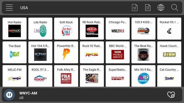 Radio USA Fm - Music & News screenshot 2
