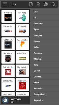 Radio USA Fm - Music & News screenshot 6